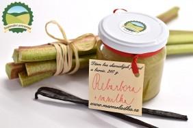 Rebarbora s vanilkou